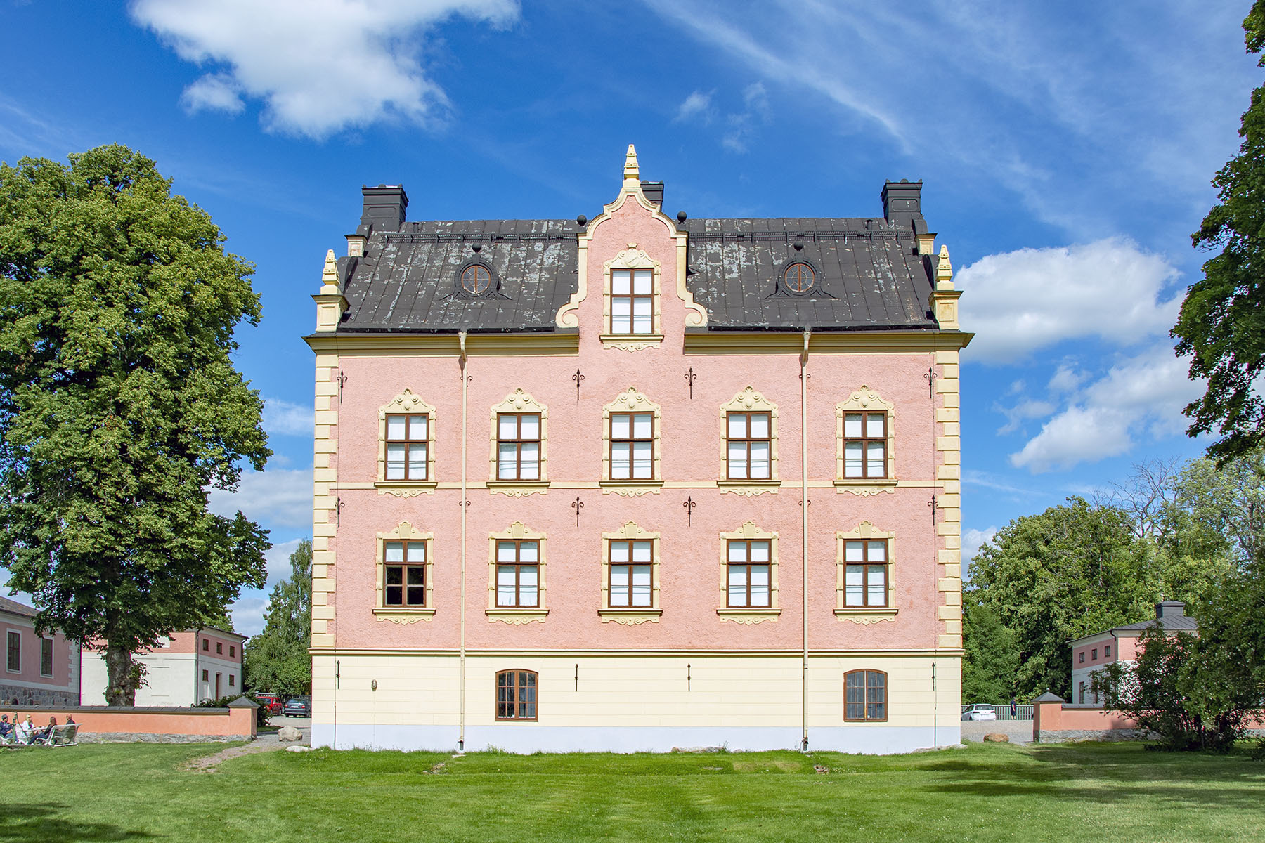 Skånelaholms slott