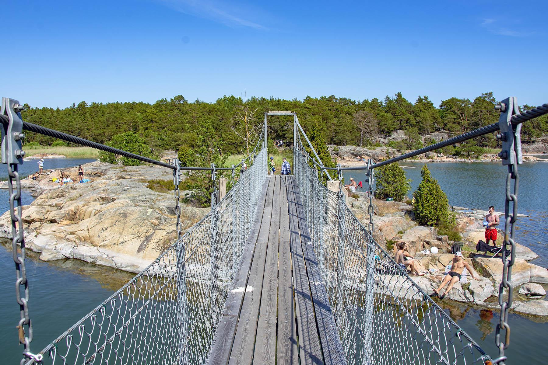 Stendörrens naturreservat Stora Krokholmen