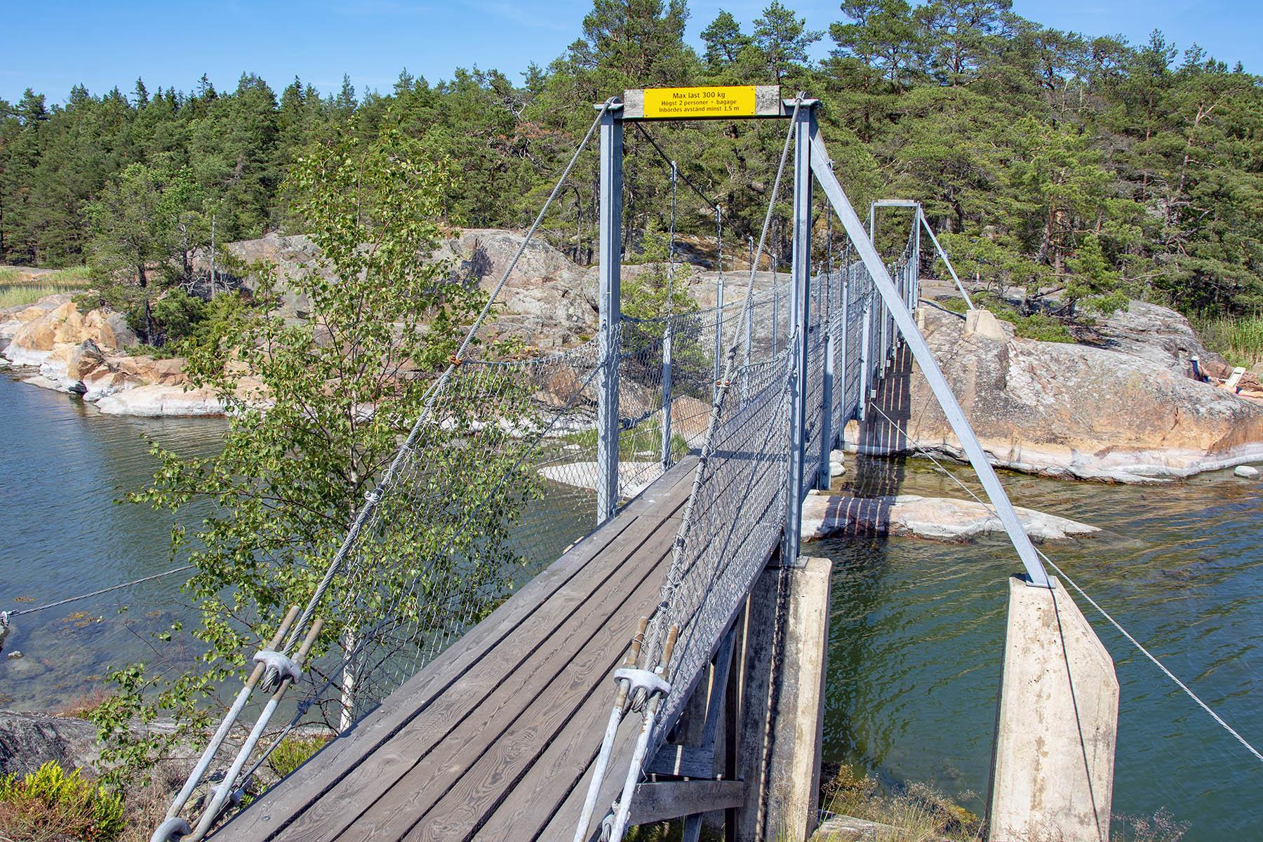 Stendörrens naturreservat Hängbro Äspskär