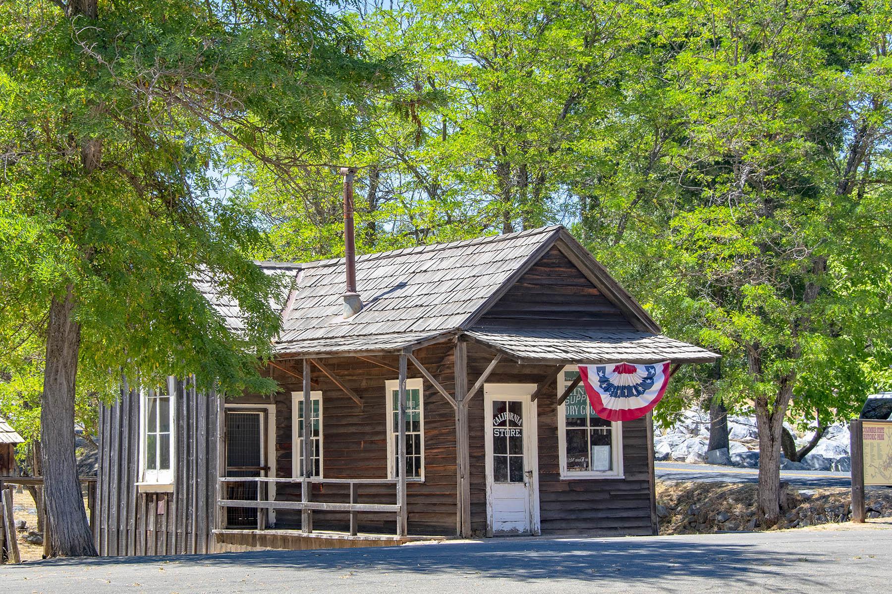 Historic Columbia Gold Town California