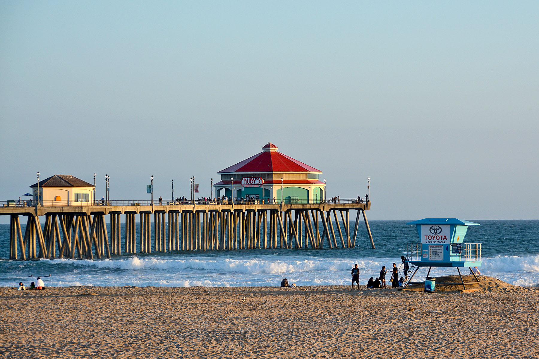Rubys Huntington Beach Kalifornien