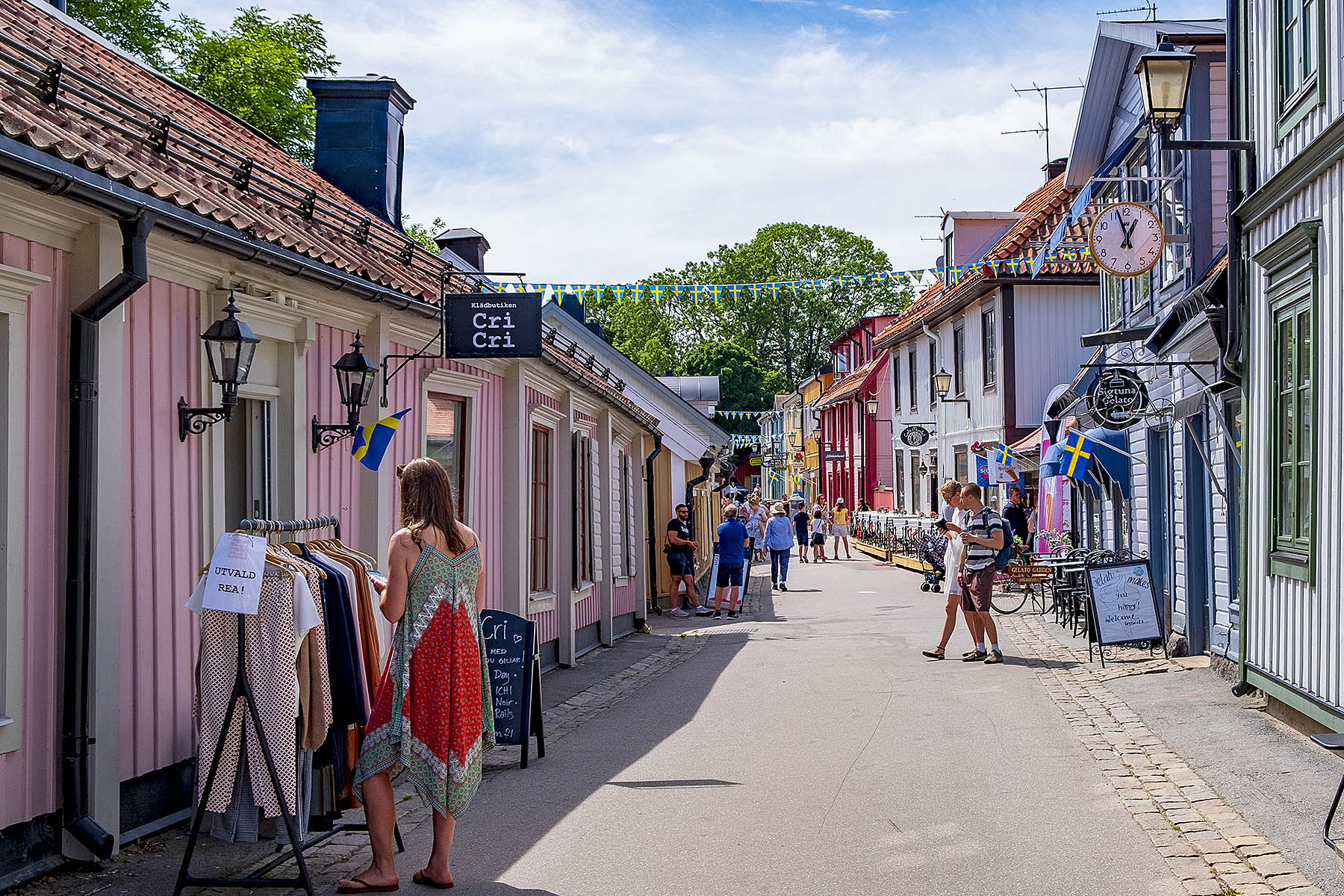Stora gatan Sigtuna