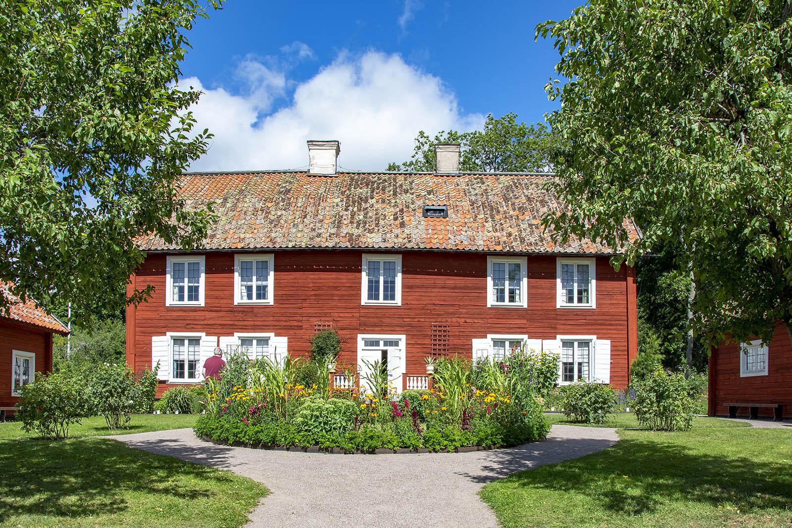 Linnés Hammarby bostadshuset
