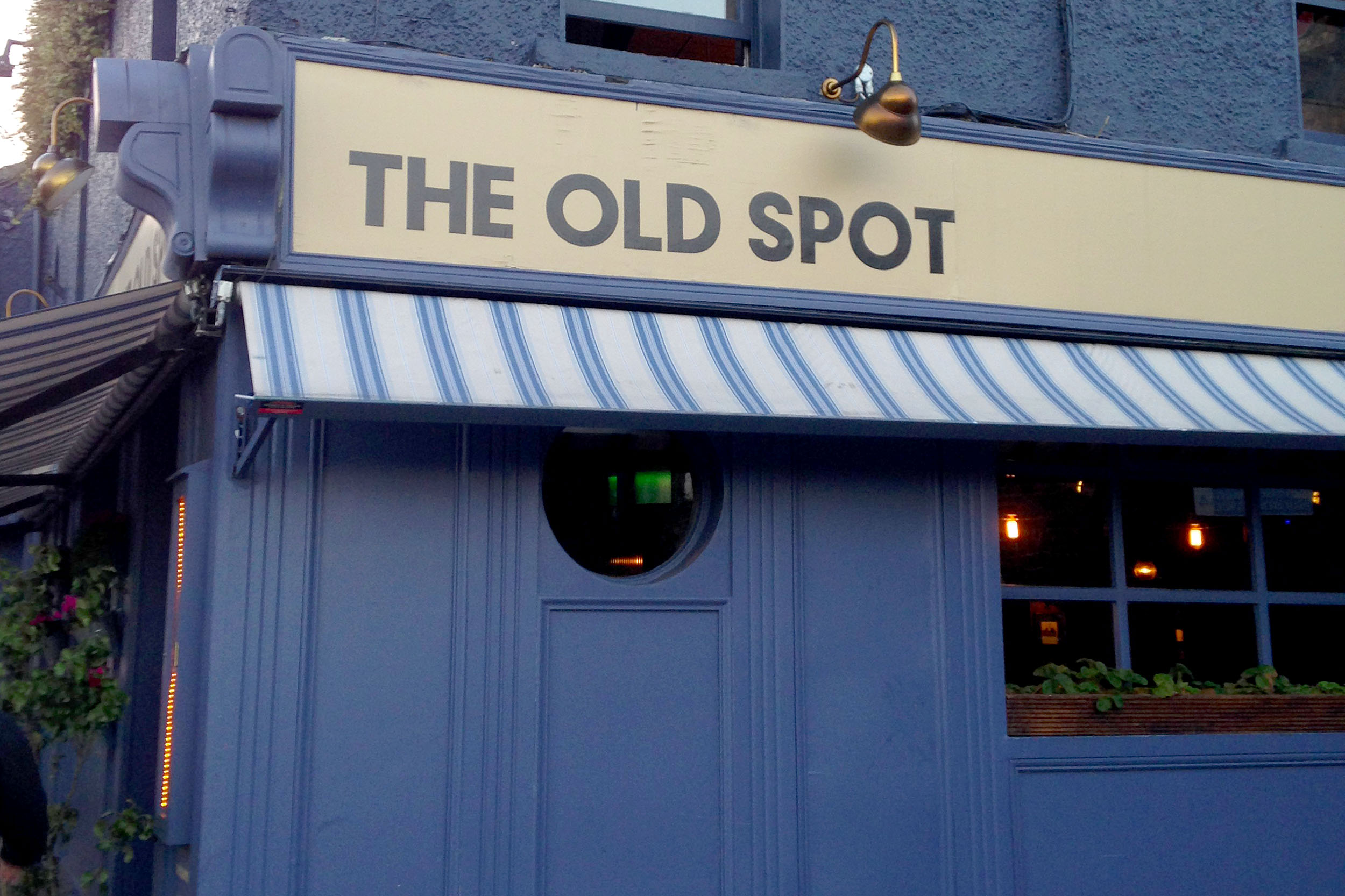 The Old Spot