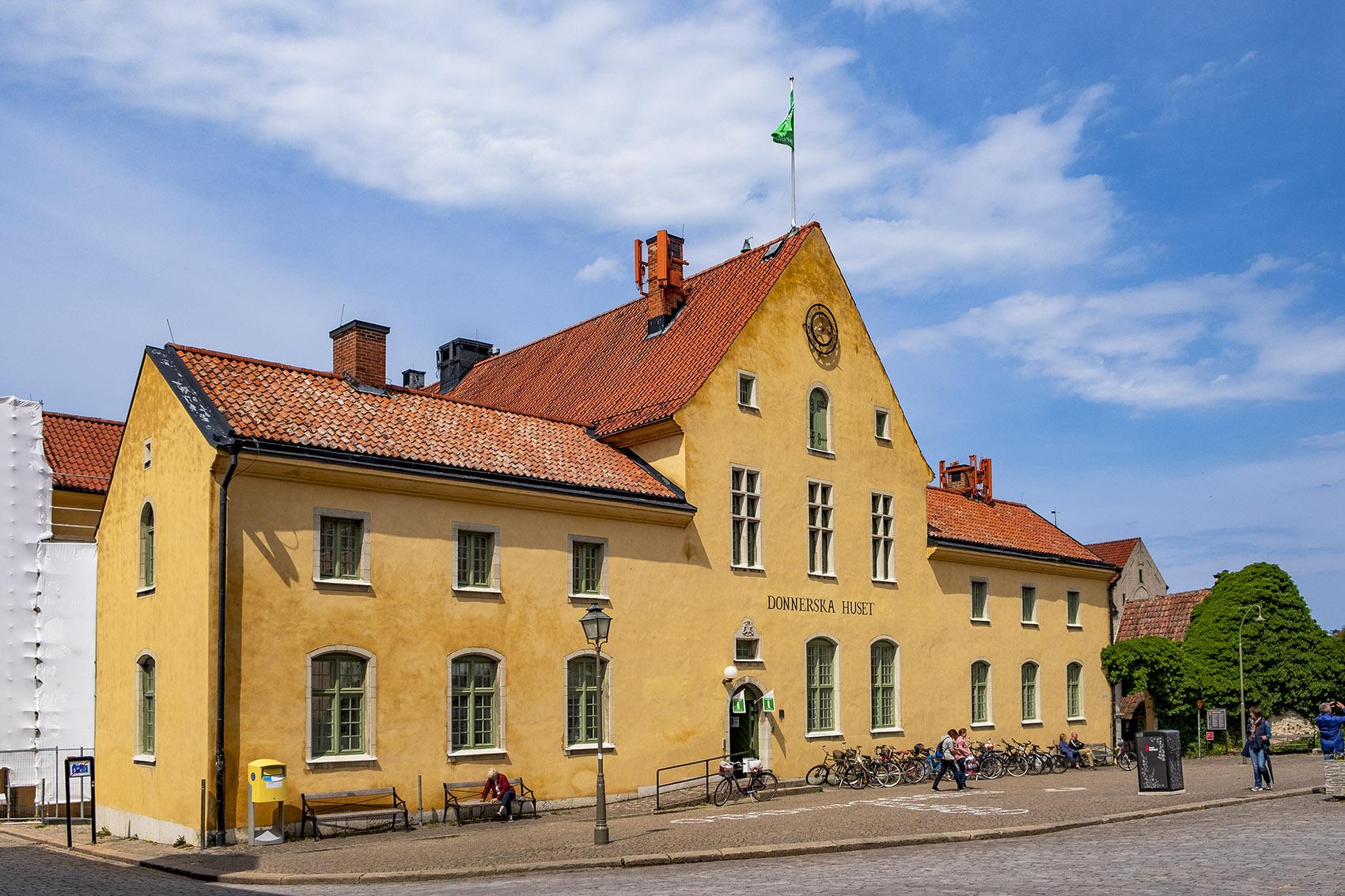 Donnerska huset Visby