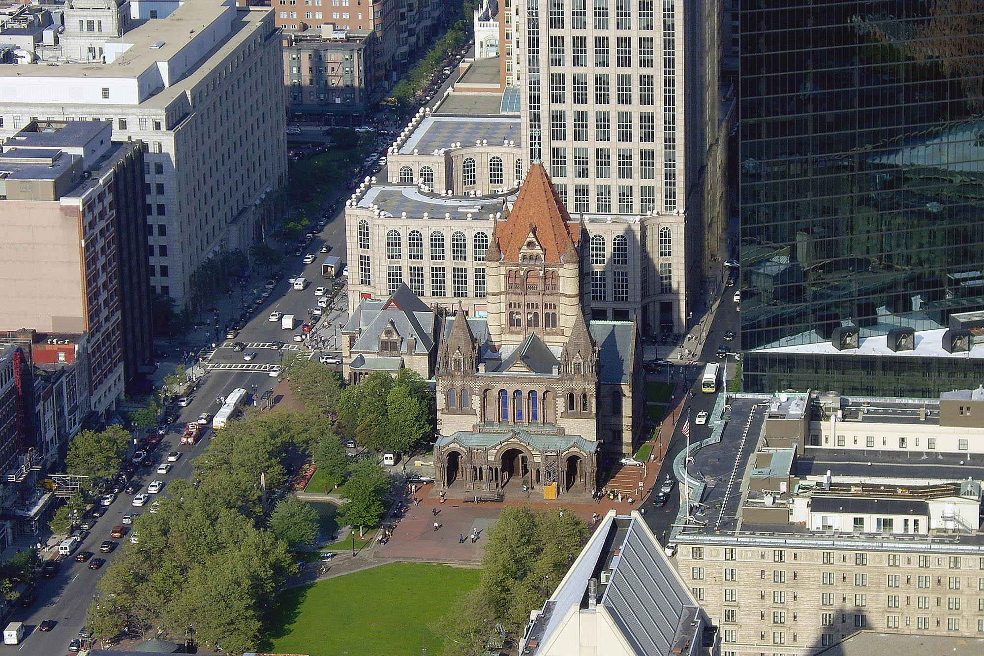 Trinity Church i Boston