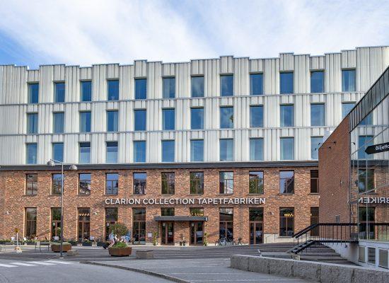 Clarion Collection Hotel Tapetfabriken Sickla