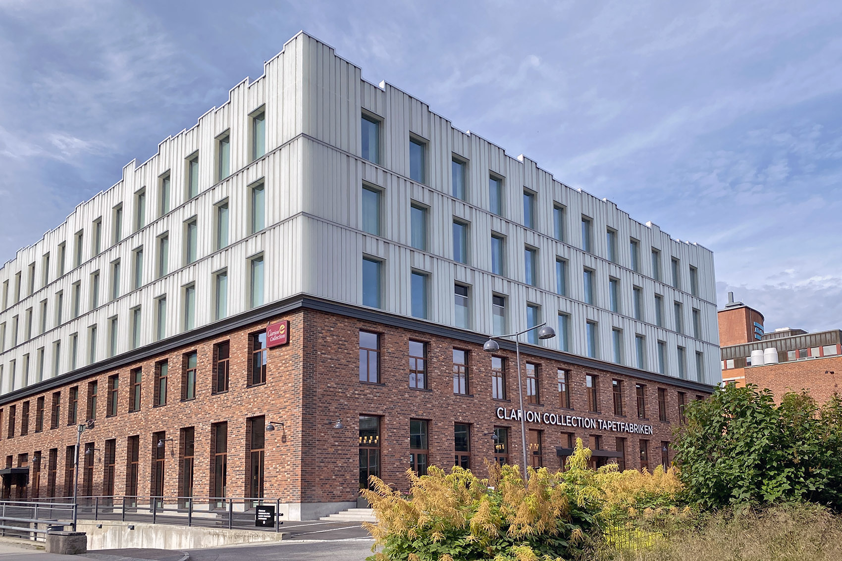Clarion Collection Hotel Tapetfabriken