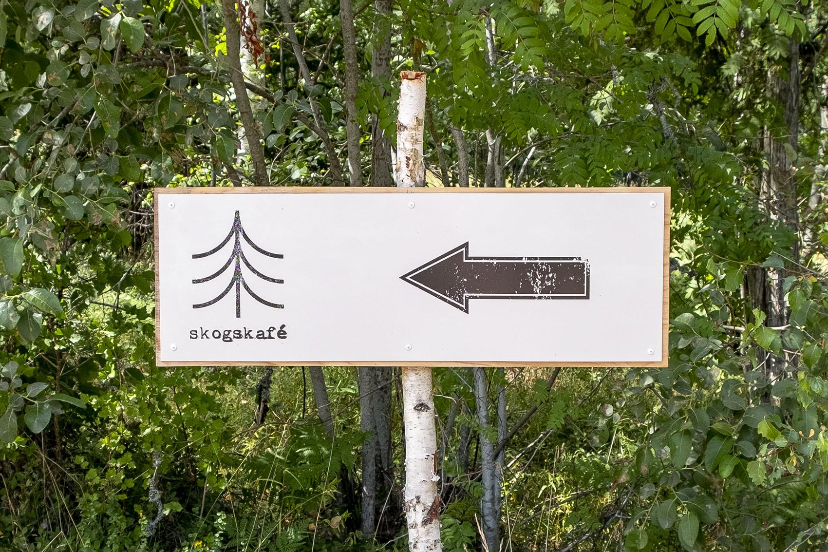 Trakt Forest Hotell Skogskaféet