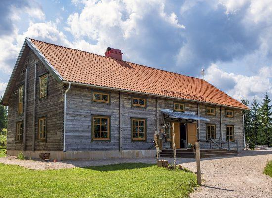 Trakt Forest Hotell Skogskafé