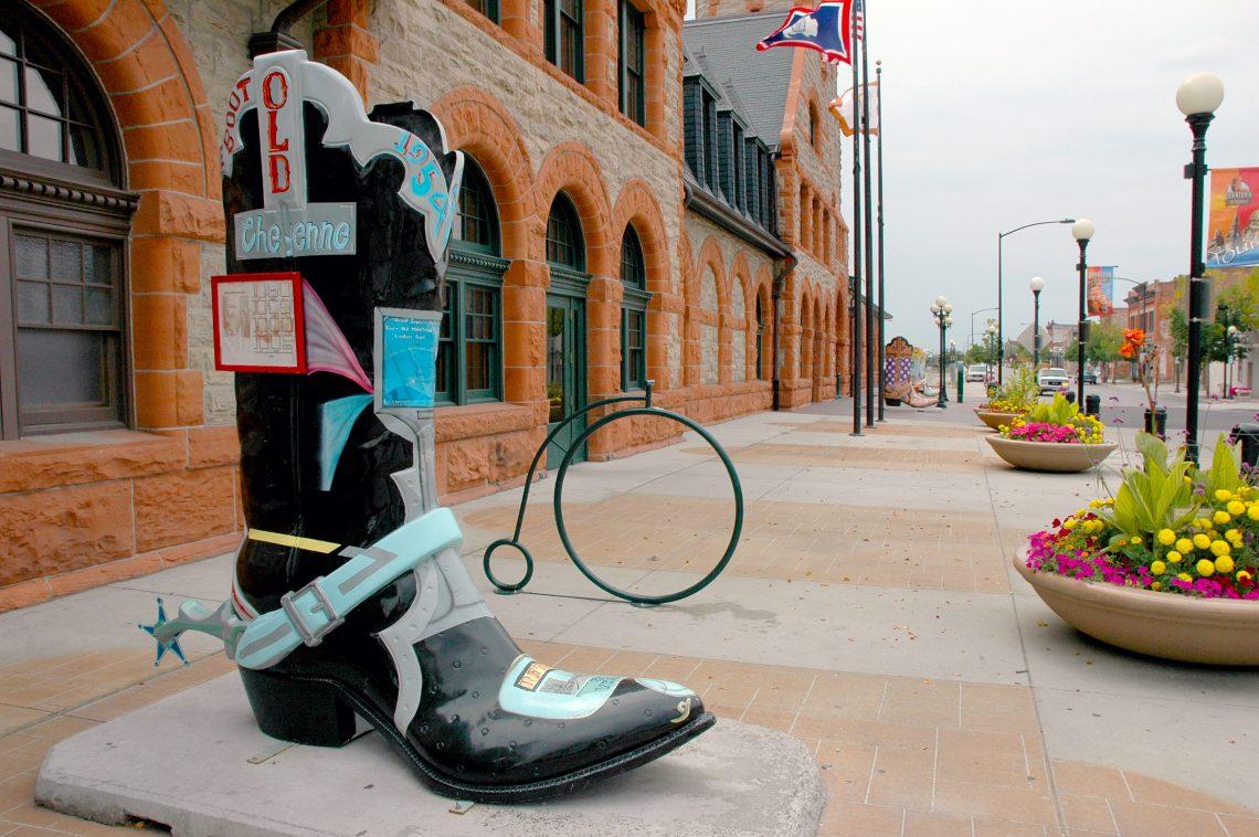 cheyenne wyoming boot