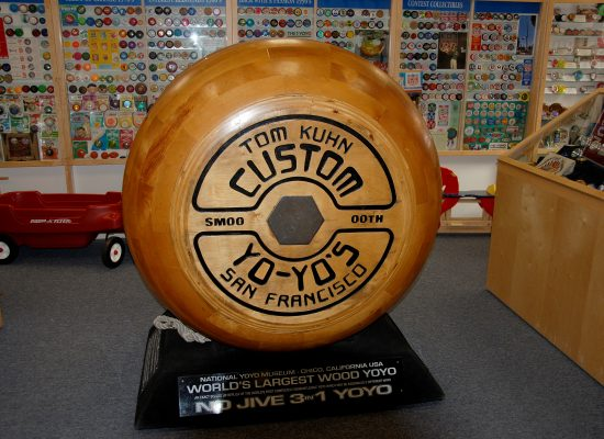 yoyo museum chico