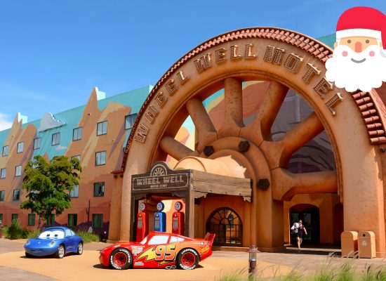 Blixten och Sally Disneys art of animation resort