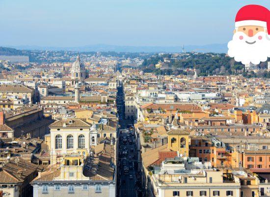 Viktor Emanuel-monumentet Rom Italien