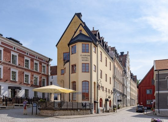 Clarion Hotel Wisby