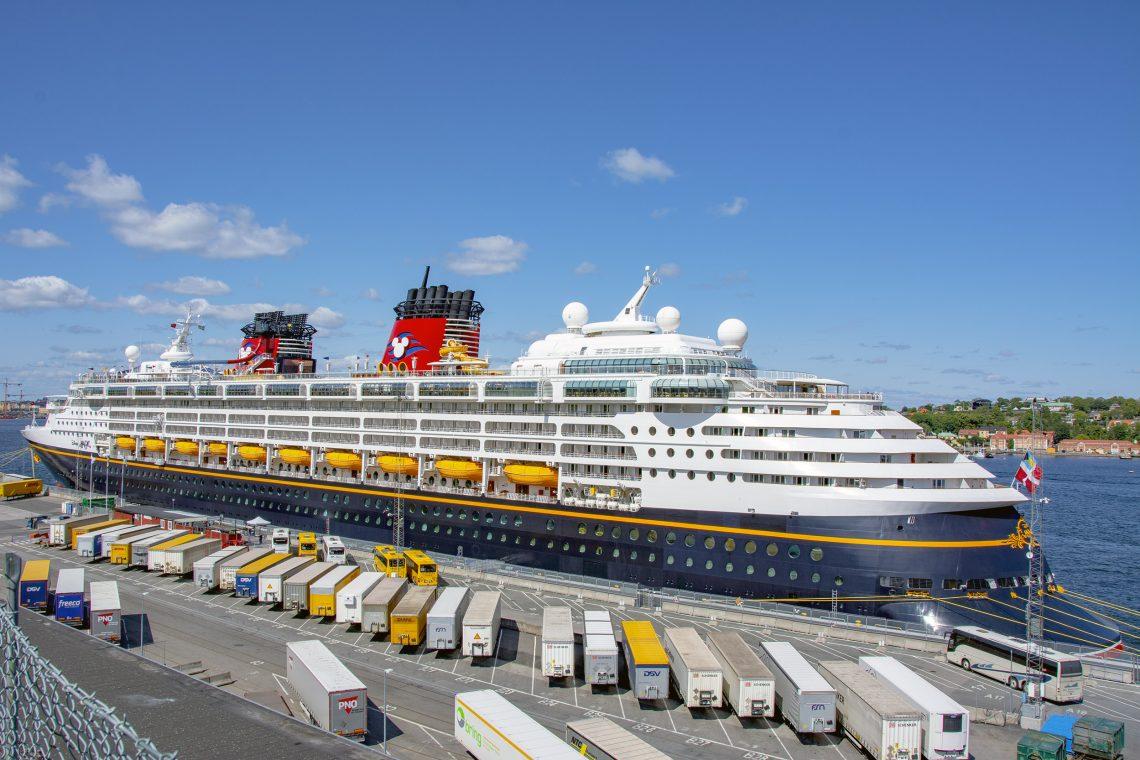 Disney Magic Stockholm August 2019